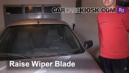 1997 Alfa Romeo 145 T.Spark 1.4L 4 Cyl. Windshield Wiper Blade (Front)