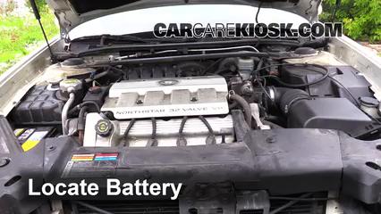 1997 Cadillac DeVille 4.6L V8 Sedan Battery