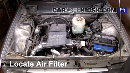 1997 Fiat Uno Fire 1.1L 4 Cyl. Air Filter (Engine)