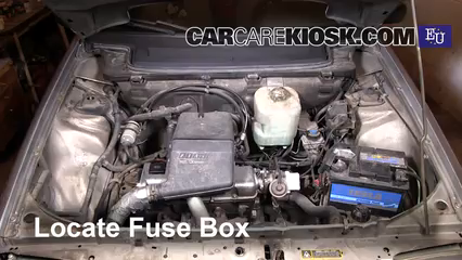 1997 Fiat Uno Fire 1.1L 4 Cyl. Fuse (Engine)