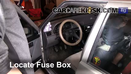 1997 Fiat Uno Fire 1.1L 4 Cyl. Fuse (Interior)