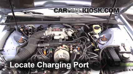 1997 Ford Thunderbird LX 4.6L V8 Climatisation