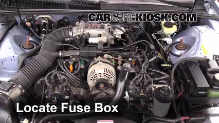 1997 Ford Thunderbird LX 4.6L V8 Fusible (moteur)