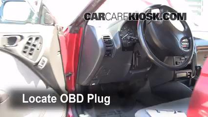 1997 Subaru Legacy L 2.2L 4 Cyl. Wagon Check Engine Light