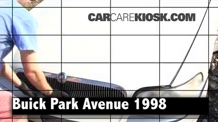 1998 Buick Park Avenue 3.8L V6 Review