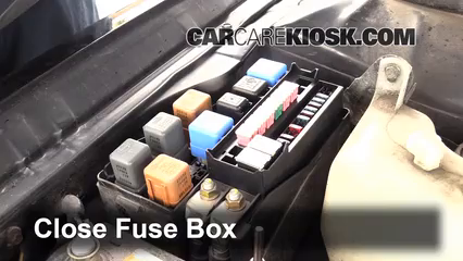 blown fuse check 2002 2006 infiniti q45 2002 infiniti q45 4 5l v8 2002 Ford Escape Fuse Diagram