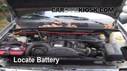Attractive Battery Replacement: 1993 1998 Jeep Grand Cherokee