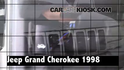 1998 Jeep Grand Cherokee TSi 4.0L 6 Cyl. Review