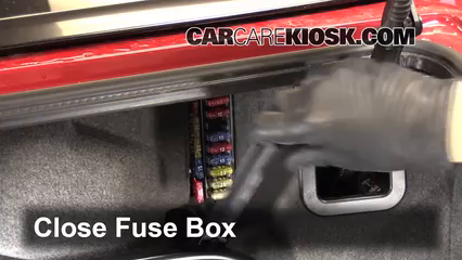Interior Fuse Box Location: 1990-2002 Mercedes-Benz SL500 - 1998 ...