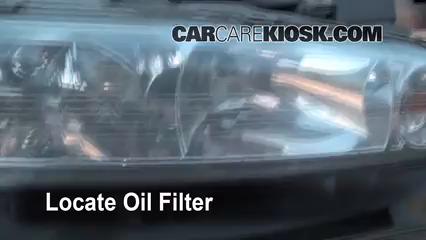 Oil Filter Change Buick Regal 19972004 1999 Ls. Find Oil Filter. Buick. Oil Filter 1998 Buick Lesabre Parts Diagrams At Scoala.co