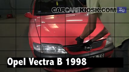 1998 Opel Vectra Estate DTI 2.0L 4 Cyl. Turbo Diesel Review