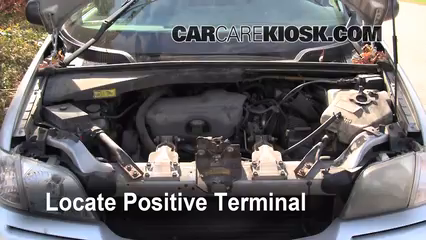 1998 Pontiac Trans Sport Montana 3.4L V6 %284 Door%29%2FBattery Locate Part 2 how to jumpstart a 1997 2005 pontiac montana 2004 pontiac  at crackthecode.co