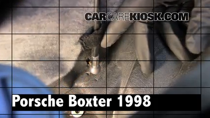 1998 Porsche Boxster 2.5L 6 Cyl. Review