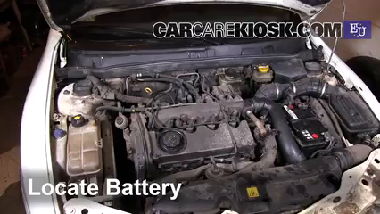 1998 Fiat Marea SX Estate 1.9L 4 Cyl. Turbo Diesel Battery