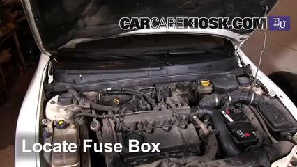 1998 Fiat Marea SX Estate 1.9L 4 Cyl. Turbo Diesel Fuse (Engine)