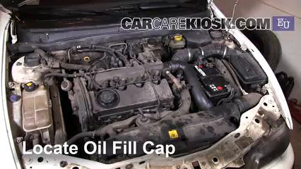 1998 Fiat Marea SX Estate 1.9L 4 Cyl. Turbo Diesel Oil