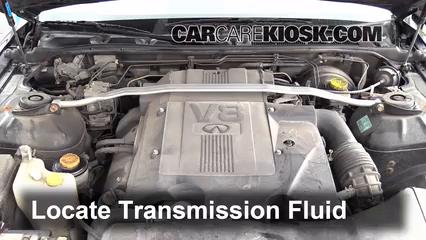 1998 Infiniti Q45 4.1L V8 Liquide de transmission