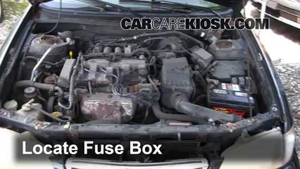 1998 Mazda 626 LX 2.0L 4 Cyl. Fuse (Engine)
