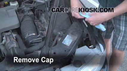 Fix Coolant Leaks 1998 2002 Oldsmobile Intrigue 1998 Oldsmobile Intrigue Gl 3 8l V6