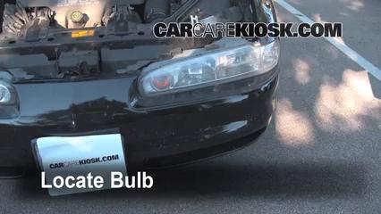 1998 Oldsmobile Intrigue GL 3.8L V6 Éclairage Feux de stationnement