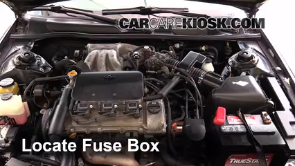 1998 Toyota Camry XLE 3.0L V6 Fuse (Engine)