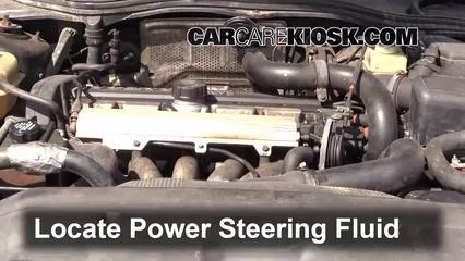 1998 Volvo V70 AWD 2.4L 5 Cyl. Turbo Power Steering Fluid