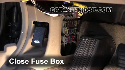 interior fuse box location 1997 1999 acura cl 1999 acura cl Acura CL Speaker  1998 Acura CL Front Lip Geo Tracker Fuse Box 2002 Acura CL