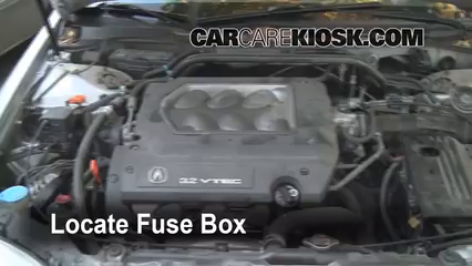blown fuse check 1999-2003 acura tl