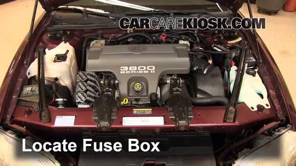 [ZHKZ_3066]  Blown Fuse Check 1995-1999 Chevrolet Monte Carlo - 1999 Chevrolet Monte  Carlo Z34 3.8L V6 | 1999 Monte Carlo Fuse Box |  | CarCareKiosk
