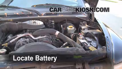 1999 Dodge Durango SLT 5.9L V8 Battery