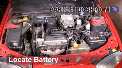 1999 Fiat Palio Weekend 1.2L 4 Cyl. Battery