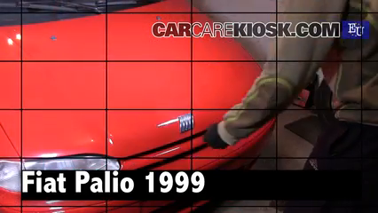 1999 Fiat Palio Weekend 1.2L 4 Cyl. Review