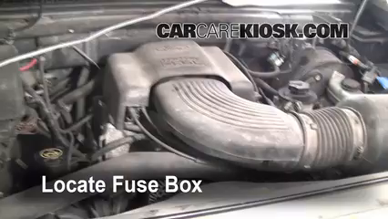 replace a fuse 1997 2004 ford f 150 1999 ford f 150 xlt 4 6l v8 2002 gmc safari fuse box replace a fuse 1997 2004 ford f 150