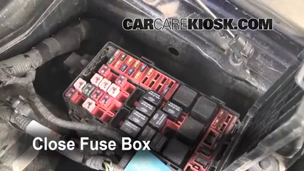 blown fuse check   ford    ford