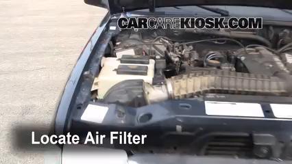 1999 ford ranger 4.0 motor