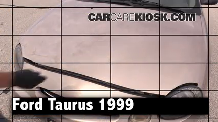1999 Ford Taurus LX 3.0L V6 Review