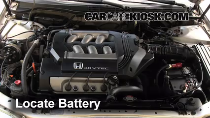 1999 Honda Accord LX 3.0L V6 Sedan (4 Door) Battery