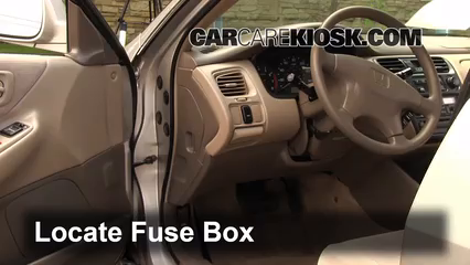 Fuse Interior Part on 1999 honda civic fuse box diagram