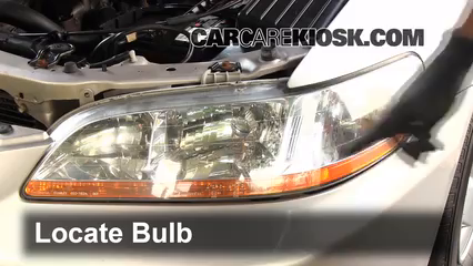 Interior fuse box location 1998 2002 honda accord 1999 - Honda accord interior light bulb replacement ...