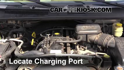 How To Add Refrigerant To A 1993 1998 Jeep Grand Cherokee 1998