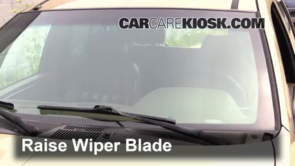 1999 Jeep Grand Cherokee Limited 4.0L 6 Cyl. Windshield Wiper Blade (Front) Replace Wiper Blades