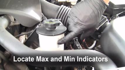 Fix Power Steering Leaks Mercury Grand Marquis (1992-2011) - 1999