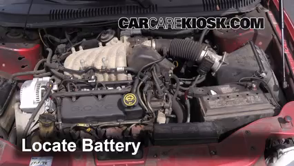 Battery Locate Part 1 blown fuse check 1996 1999 mercury sable 1999 mercury sable ls
