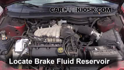 add brake fluid 1996 1999 mercury sable 1999 mercury sable ls 3 0 rh carcarekiosk com I Can't Get the Air Out of the Power Steering On a Ford Taurus Ford Taurus G