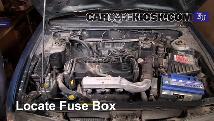 Blown Fuse Check 1996-2000 Nissan Almera - 1999 Nissan ... on