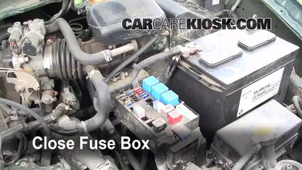 1999 Nissan Quest Fuse Diagram - Wiring Diagram Review on