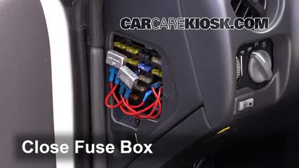 interior fuse box location: 1993-2002 pontiac firebird - 1999 pontiac  firebird formula 5 7l v8 convertible