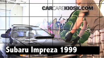 1999 Subaru Impreza Outback 2.2L 4 Cyl. Review