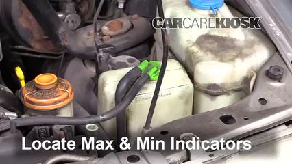 How to Add Coolant: Suzuki Grand Vitara (1999-2005) - 1999