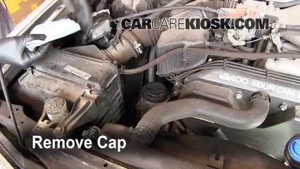 Fix Power Steering Leaks Toyota 4Runner (1996-2002) - 1999